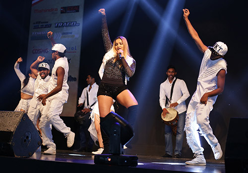 Entertainment services in Sri Lanka