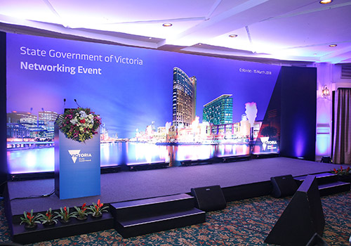 Stage and Production services in Sri Lanka